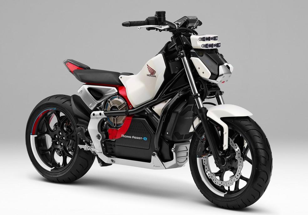 Honda Riding Assist-e (Foto: Divulgação)