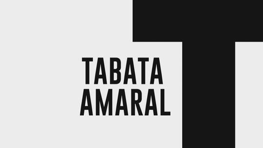 Roberto D'Avila entrevista a deputada federal Tábata Amaral