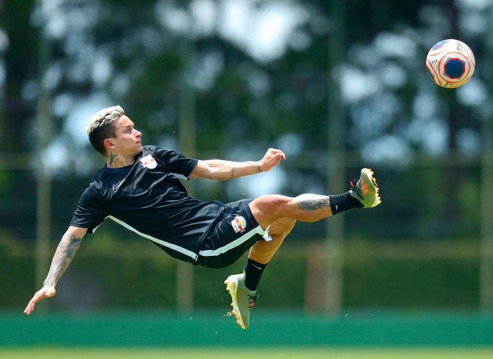 Artur atacante Bragantino — Foto: Ari Ferreira/CA Bragantino