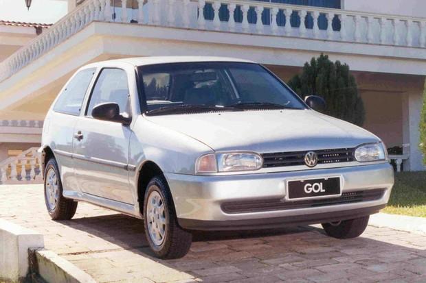Volkswagen Gol GL 1.8 é a melhor pedida entre os bolinhas até R$ 10 mil (Foto: Divulgação)