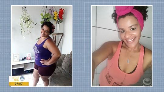 """Auxiliar geral muda dieta, perde 45kg em 10 meses e mira 2ª etapa para ter corpo """"nos conformes"""""""