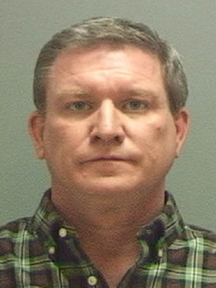 O ator Stoney Westmoreland em imagem feita e divulgada pelo Departamento de Polícia de Salt Lake City (Foto: Divulgação)
