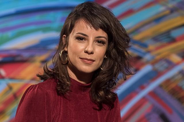 Andreia Horta (Foto: Ana Paula Amorim)
