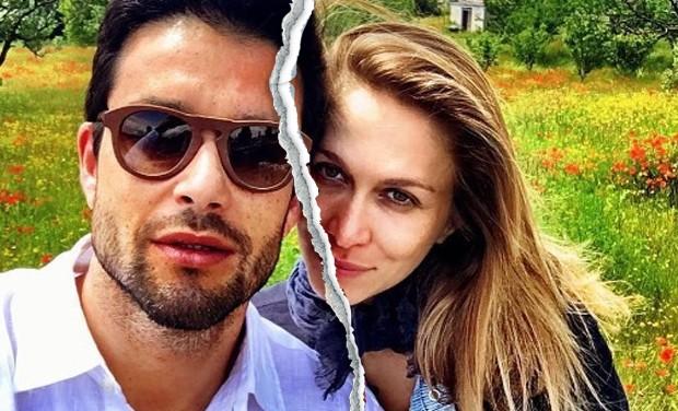 Sérgio Marone e Barbara Romer (Foto: Reprodução/Instagram)