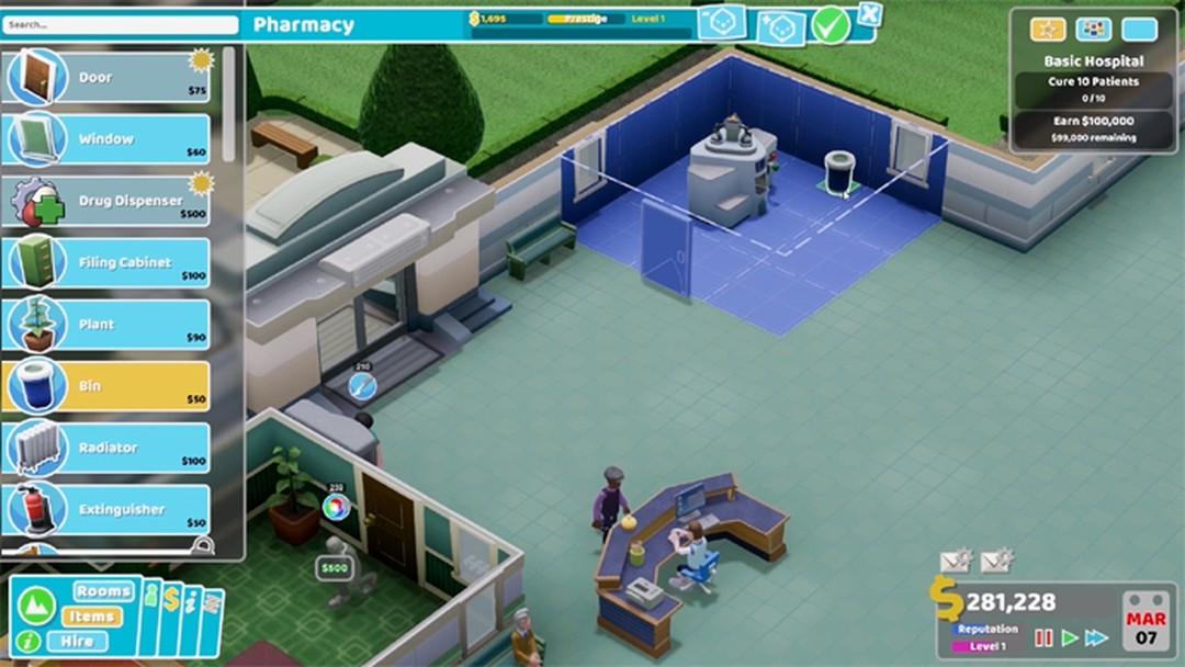 Two Point Hospital   Jogos   Download   TechTudo