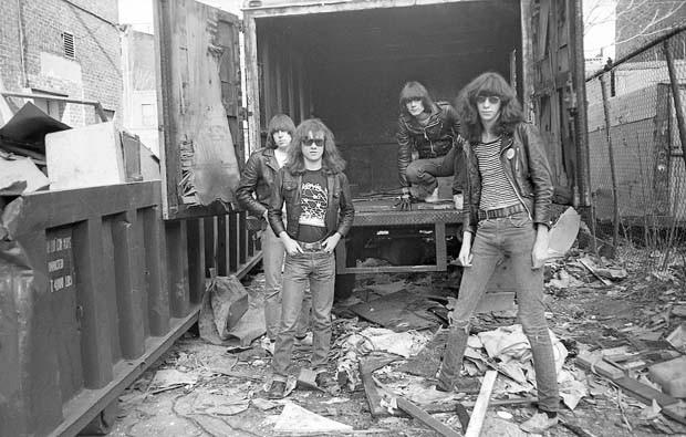 Foto do livro 'My Ramones' (Foto: Dany Fields)
