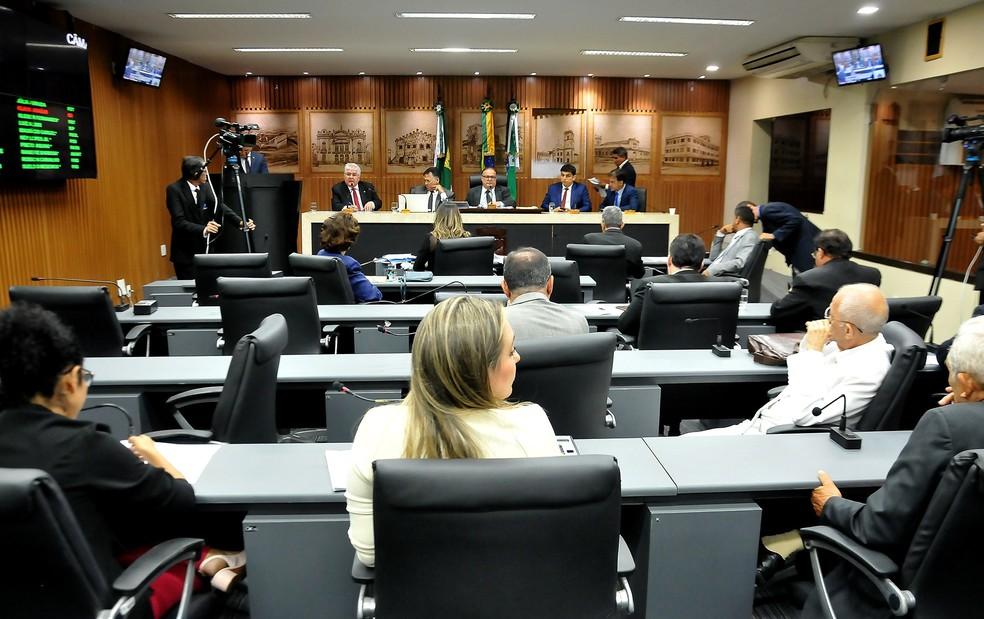 Câmara Municipal aprova construção de Hospital Municipal de Natal em área de preservação ambiental — Foto: Elpídio Junior/Câmara Municipal de Natal