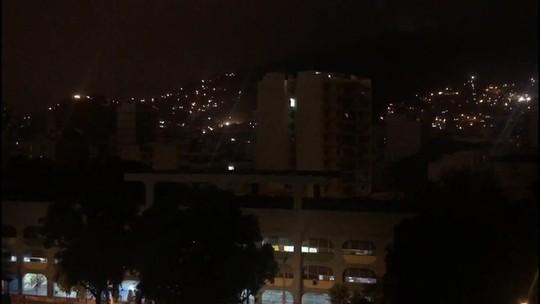 Intenso tiroteio assusta moradores na Zona Norte do Rio