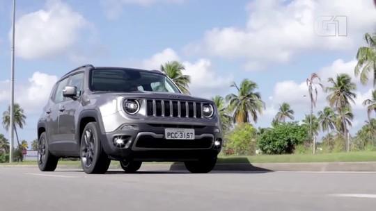 Jeep Renegade 2019: primeiras impressões