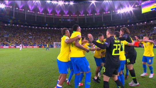 Brasil chega ao nono título de Copa América; veja ranking de campeões