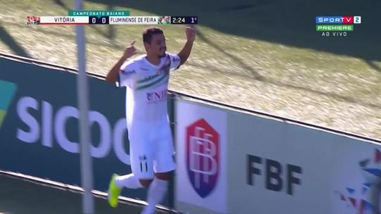 Sergipe deve apresentar nesta segunda o atacante Deysinho, ex-Fluminense de Feira