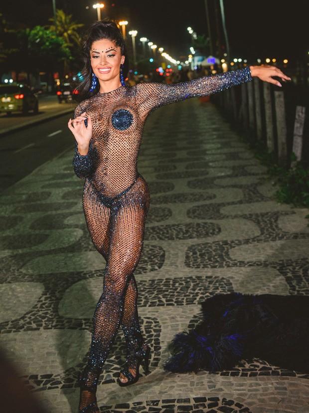 Aline Riscado (Foto: Braz Junior)