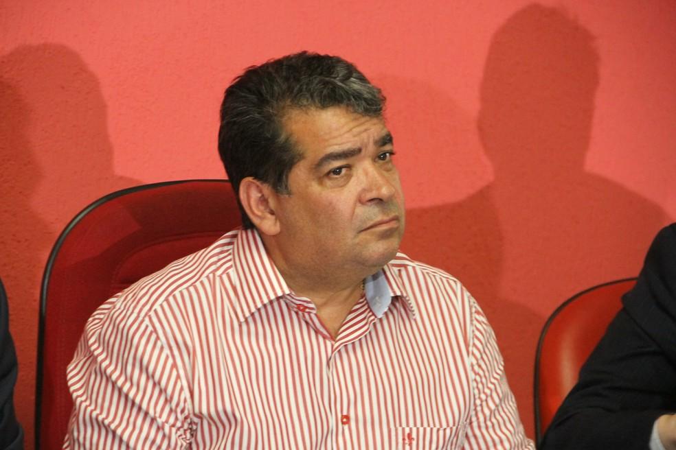 Amadeu Rodrigues ainda vai ser julgado pelo STJD — Foto: Cisco Nobre/GloboEsporte.com