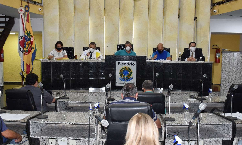 Covid-19: Câmara de Muriaé autoriza recurso de R$ 592 mil para ações de combate a doença