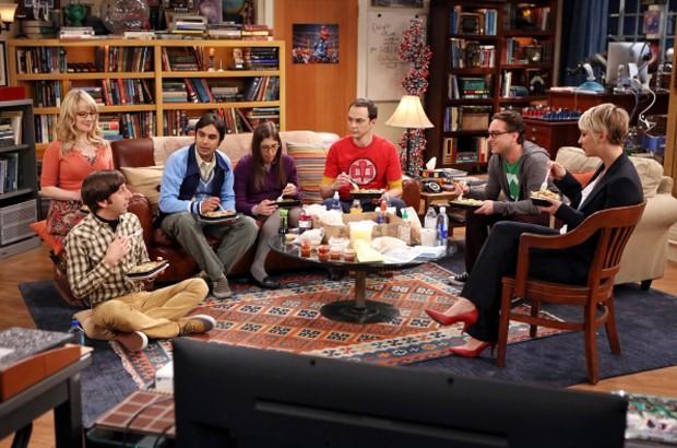 The Big Bang Theory (Foto: Divulgação CBS)