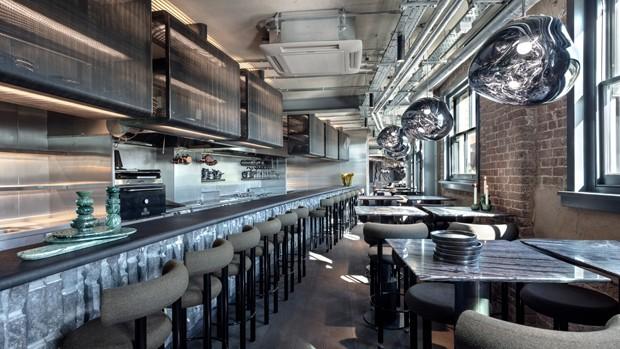 Tom Dixon inaugura restaurante em Londres (Foto: Divulgação)