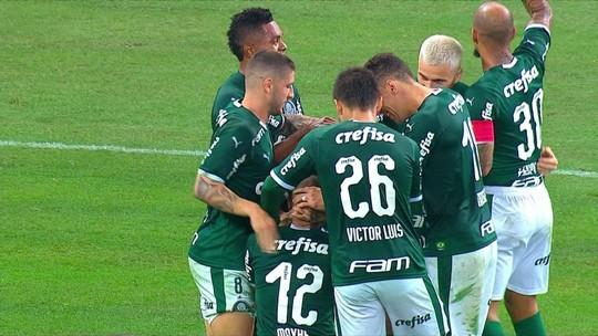 Melhores momentos: Palmeiras 2 x 0 Sampaio Corrêa pela Copa do Brasil