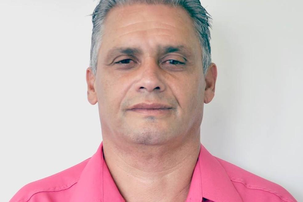 Subsecretário de saúde de Itatiaia, RJ, Rinaldo Luís Gonçalves, é morto a tiros (Foto: Prefeitura de Itatiaia/Divulgação)
