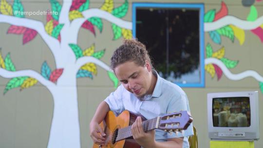 Chico Limeira canta os 30 anos das TVs Cabo Branco e Paraíba
