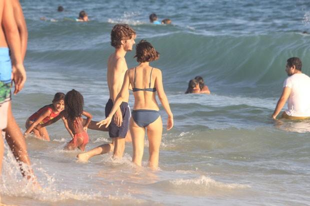 AGN_1451072 - Rio De Janeiro, BRASIL  -  *EXCLUSIVO*  - okPictured: Luisa ArraesAgNews 7 JANEIRO 2019 BYLINE MUST READ: AGNews / AgNews Xico Silvatelefone: (21) 98240-2501email: agnews.fotografia@gmail.com (Foto: AGNews / AgNews)