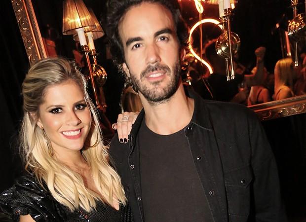 Lala Rudge e o namorado, Bruno Khouri (Foto: Foto: Angelo Santo/Divulgação)