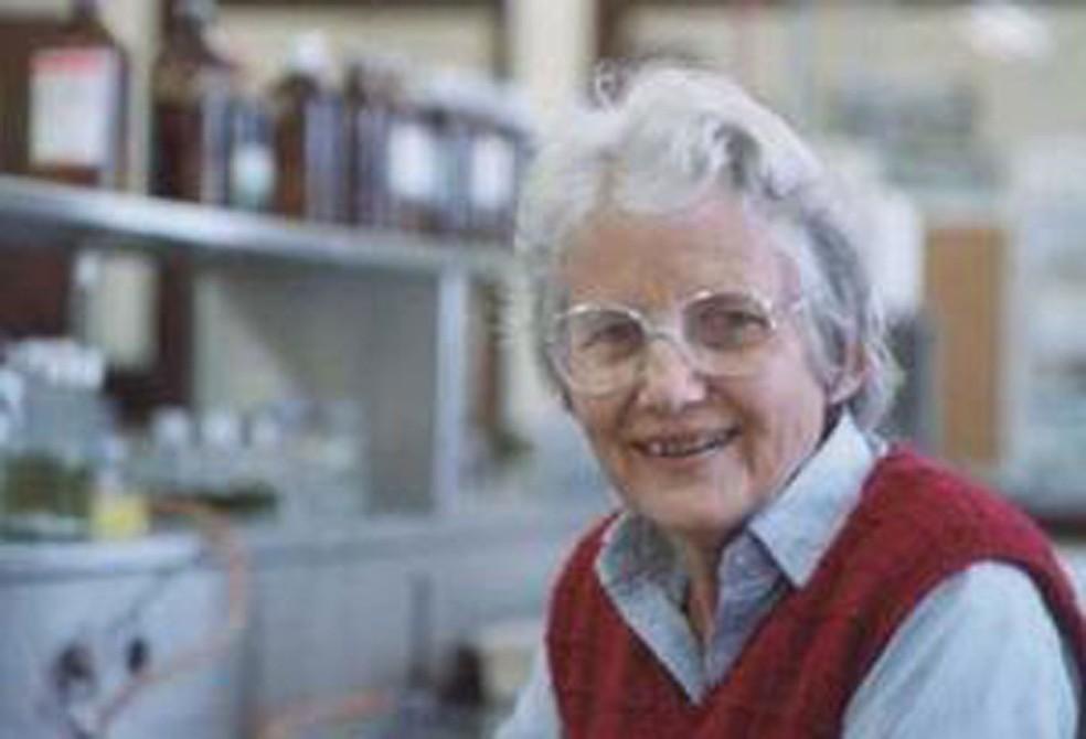 Johanna Döbereiner descobriu a relação de uma bactéria e a fixação de nitrogênio em certos tipos de plantas. Foi indicada ao Nobel de Química em 1997.  (Foto: Embrapa)