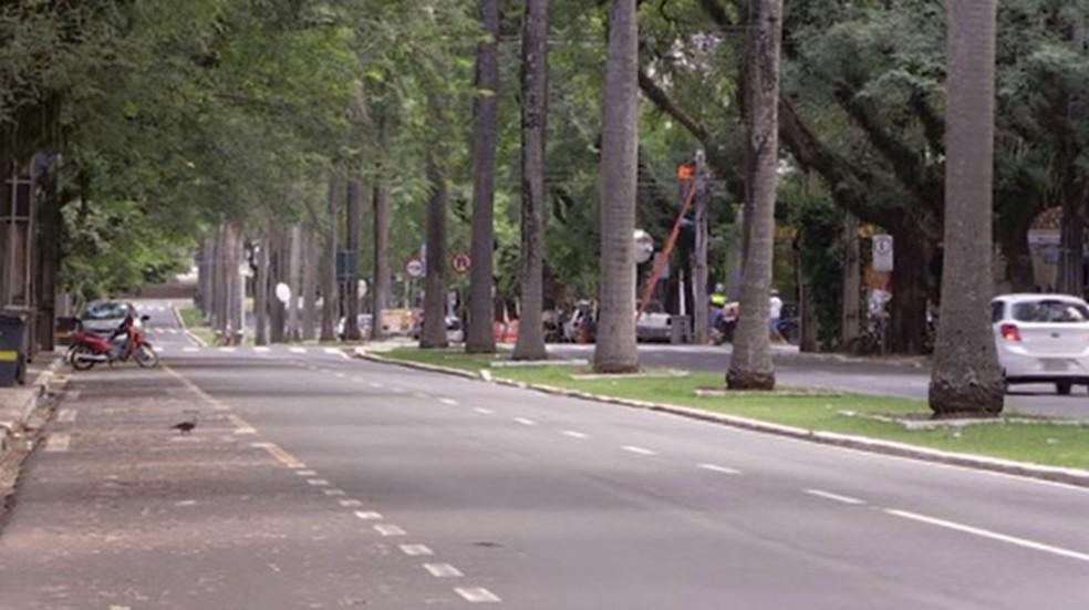 Prefeitura de Maringá retoma toque de recolher a partir de terça-feira (19) — Foto: Reprodução/RPC