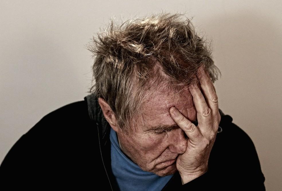 Depressão: pandemia do novo coronavírus tem impacto na saúde mental das pessoas — Foto: Gerd Altmann por Pixabay