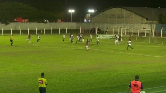 Ex-árbitro da CBF explica lance de gol impedido no jogo entre Real Ariquemes e Manaus
