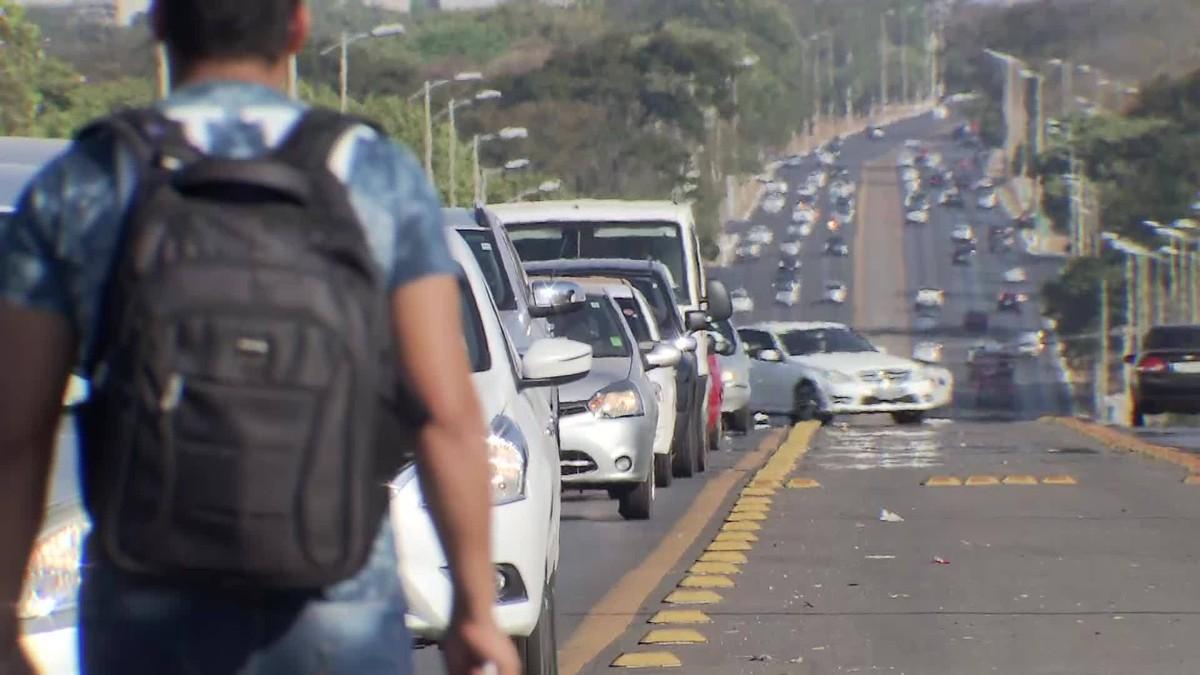 Trânsito matou 469 pessoas no DF em 2015, diz estudo que unifica dados de vários órgãos