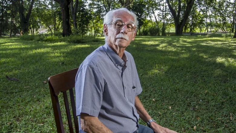 adilson-paschoal-esalq (Foto: Rogério Albuquerque/Ed. Globo)