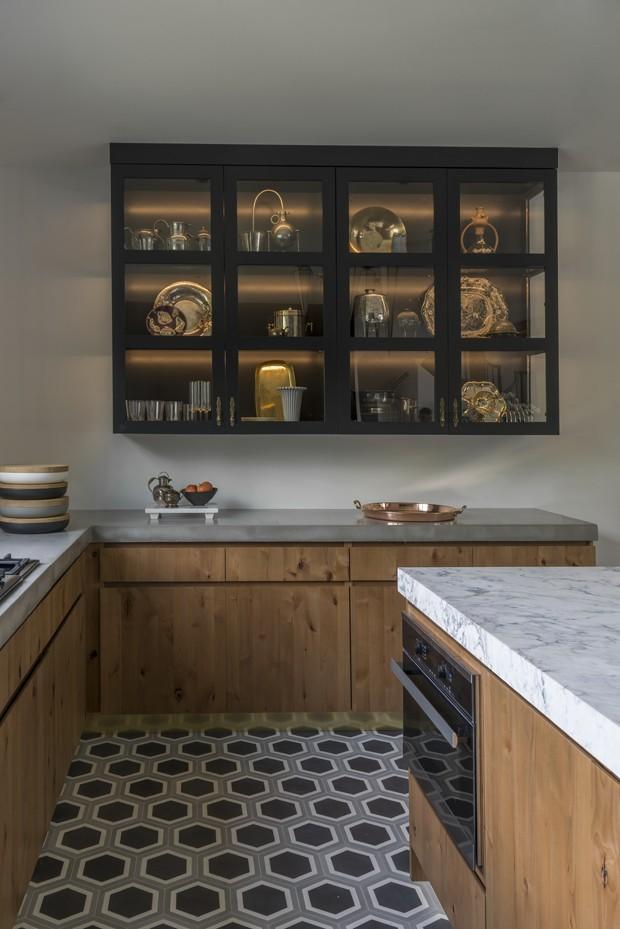 Décor do dia: antes e depois de cozinha eclética (Foto: Reprodução/Divulgação)