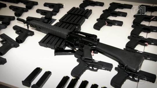 Fuzil falha, munição explode... Policiais do RJ relatam armas sucateadas