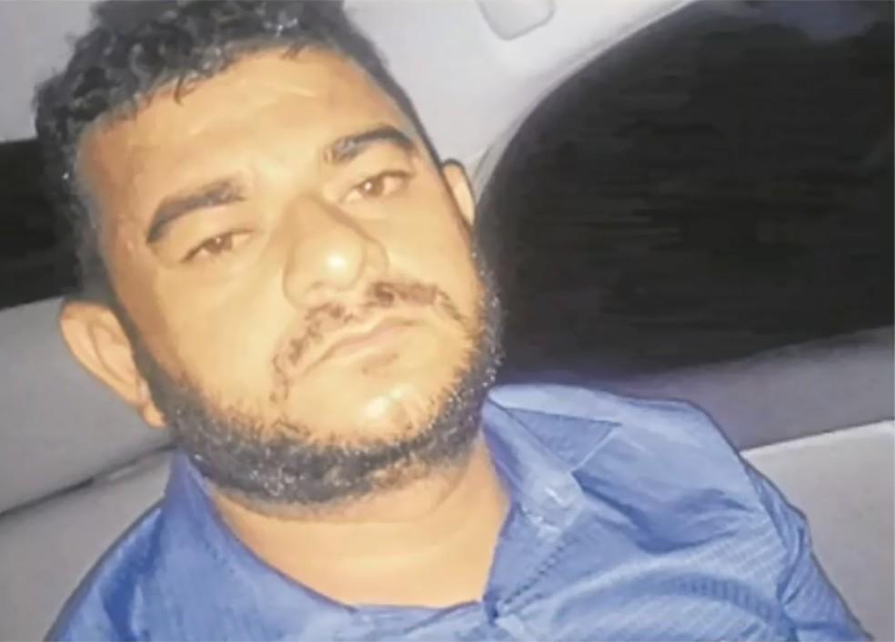 -  Chefe de facção é suspeito de ser mandante da maior chacina já ocorrida no Ceará  Foto: TVM/Reprodução