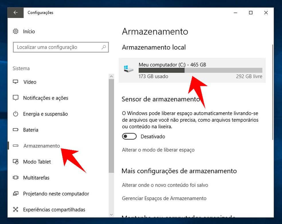 windows-14 Sete dicas para deixar o PC com Windows 10 mais rápido