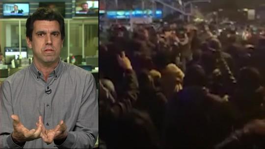 Protestos no Irã após derrubada de avião ucraniano continuam: 'Clérigos, sumam daqui'