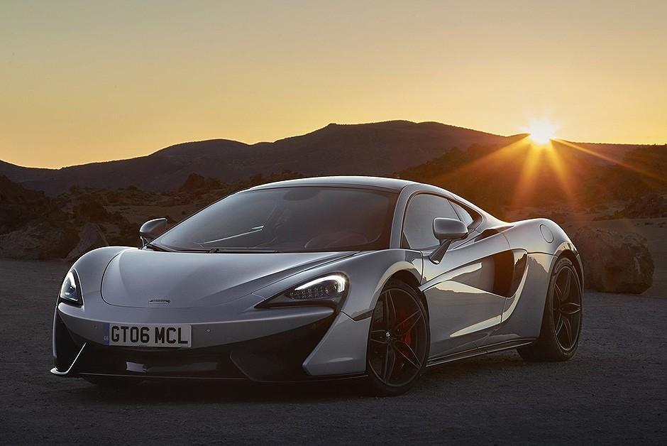 Fotos: McLaren 570GT  AUTO ESPORTE  Fotos
