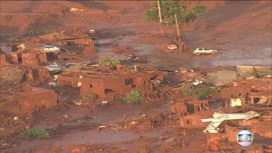 Prazo para que MPF e Samarco firmem acordo para reparar danos do desastre de Mariana termina nesta sexta