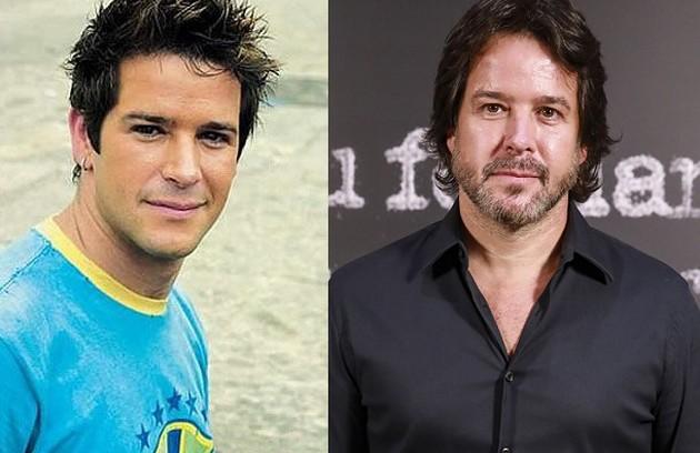 Murilo Benício interpretou três personagens em 'O clone': os gêmeos Diogo e Lucas, e o clone dos dois, Léo (na foto).Ele voltará para as novelas em 'Amor de mãe' (Foto: TV Globo / Reprodução Instagram)