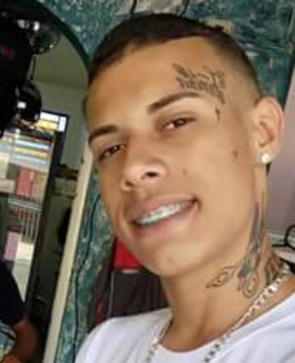 -  Jordan Rafael Braz Arruda foi encontrado morto dentro de penitenciária  Foto: Reprodução/Facebook