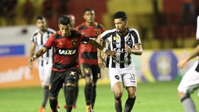 Sport 1 X 1 Botafogo Campeonato Brasileiro Rodada 2 Tempo Real Globo Esporte