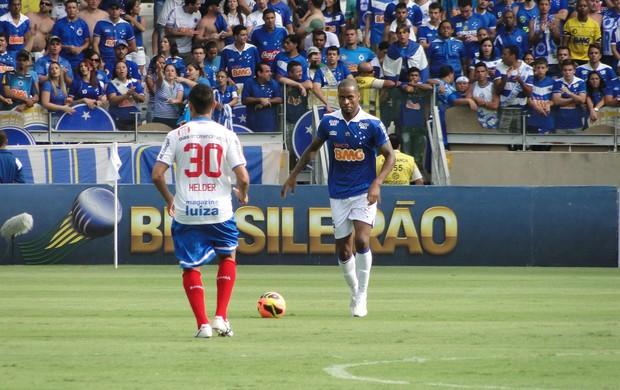Dedé Cruzeiro x Bahia (Foto: Tarcísio Badaró)