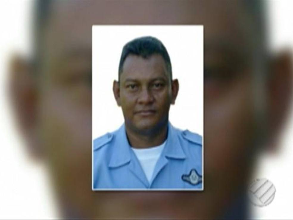 -  Policial Carlos Marques Pimentel foi assassinado em Belém, em 2016  Foto: Reprodução/TV Liberal