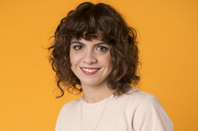 Renata Gaspar (Foto: Estevam Avellar/TV Globo )