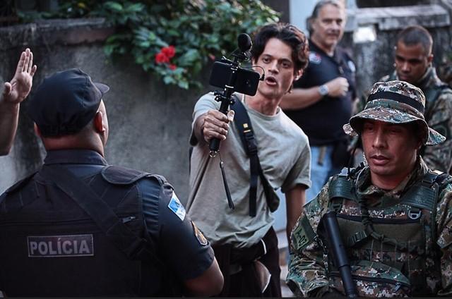 Álamo Facó em 'Arcanjo renegado' (Foto: Divulgação)