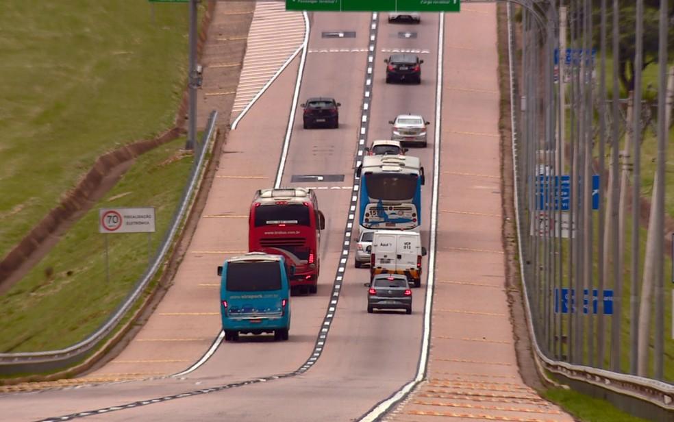 Transporte de cargas é discutido durante reuniões na Esalq-USP — Foto: Reprodução/EPTV