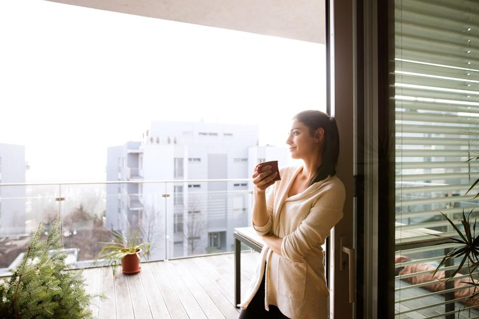 As vantagens desses espaços na vida em apartamento — Foto: Divulgação