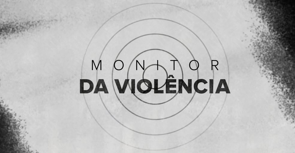 novo selo monitor da violência 06 — Foto: Amanda Paes / G1