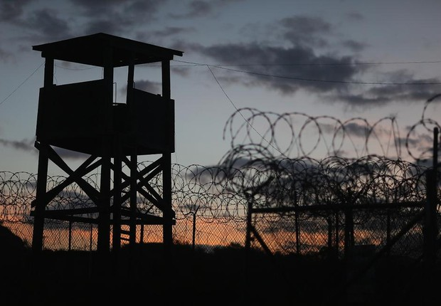 Guantánamo, em Cuba (Foto: Joe Raedle/Getty Images)