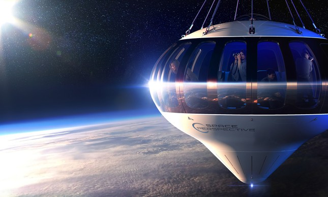Cápsula Neptune da Space Perspective